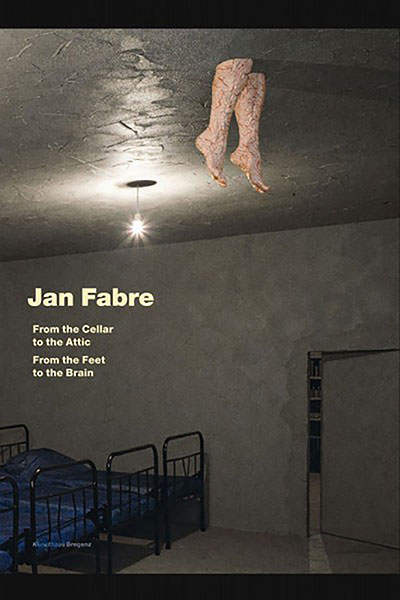 Jan Fabre: From the Cellar to the Attic